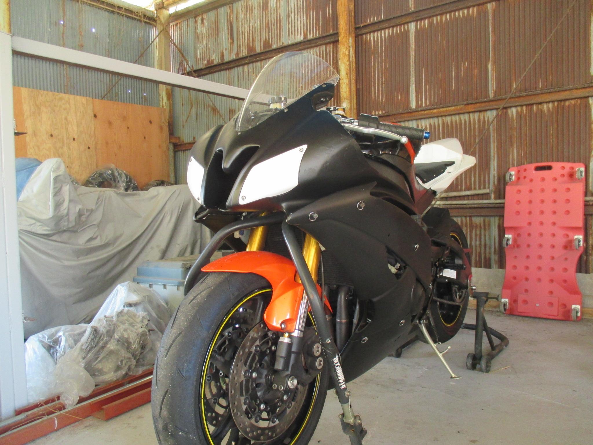 バイク整備強化週間:趣味の部屋:so-netブログ